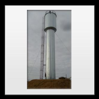 Проект строительства водонапорной башни